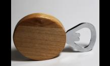 Flaschenöffner aus Holz