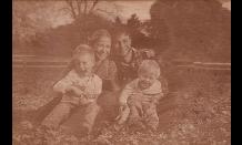 Holzbild - Fotogravur 210x297 mm (A4)