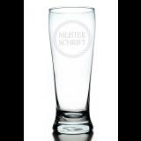 Glas mit Wunschgravur 0,3L 026585