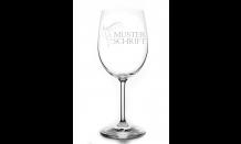 Glas mit Wunschgravur für Weine 0,32L 026599