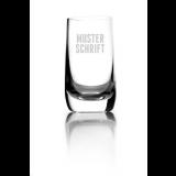 Glas mit Wunschgravur - Schnapsbecher 0,05L 026942