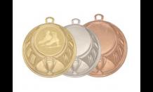 Metallgravur - Medaille Brela