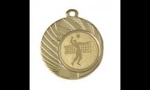 Metallgravur - Medaille Los Angeles
