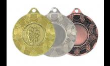 Metallgravur - Medaille Odin