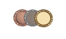 Metallgravur - Medaille Bradlo