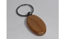 Holzanhänger (Ahorn) - oval mit Wunschgravur 026667